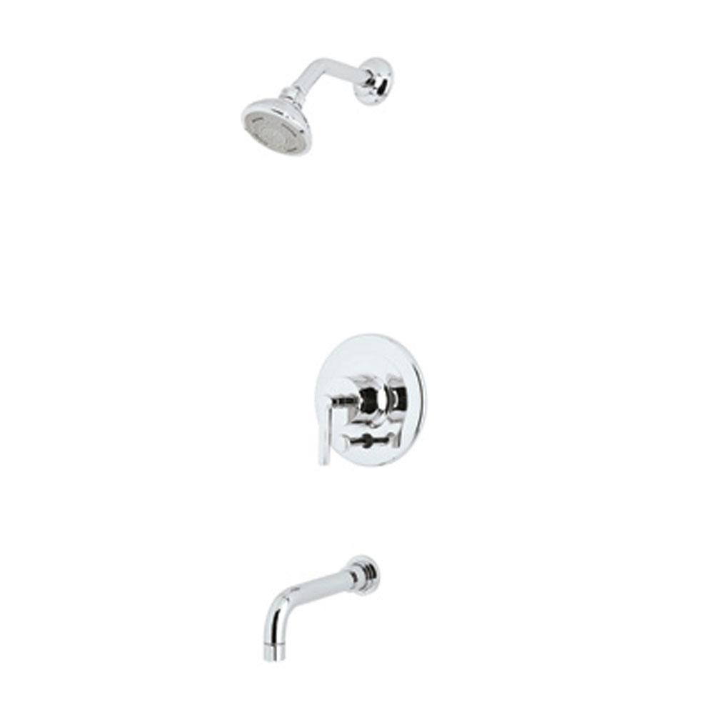 Rohl  Tub And Shower Faucets item LOKIT21XM-PN