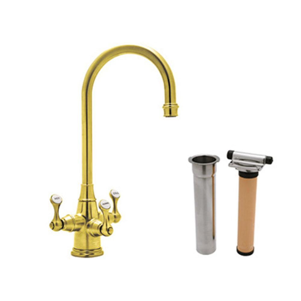 Rohl  Bar Sink Faucets item U.KIT1220LS-IB-2