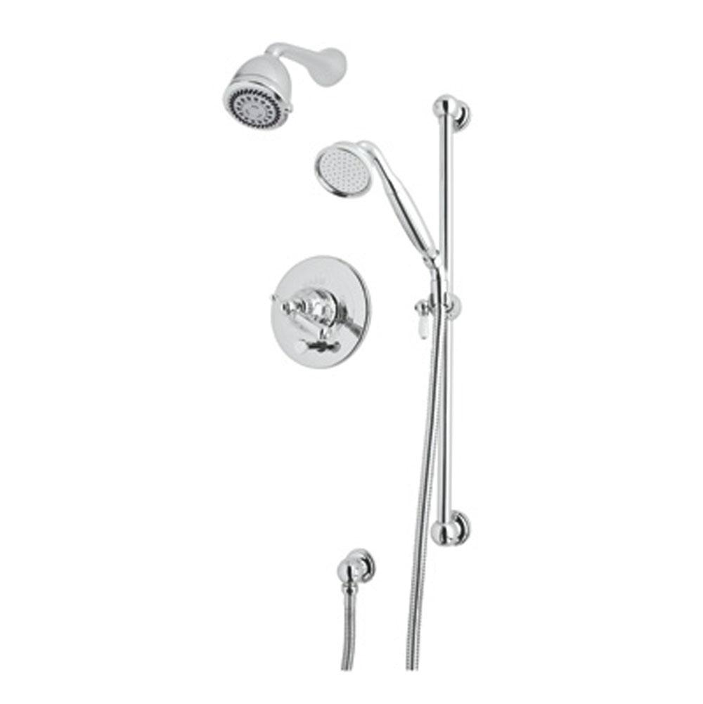 Rohl Complete Systems Shower Systems item U.KIT68X-PN