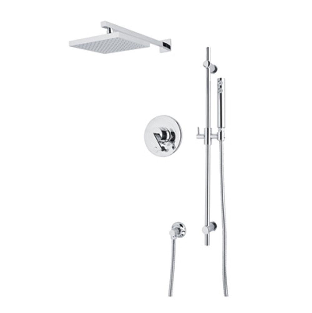 Rohl Complete Systems Shower Systems item WAVEKIT37L-APC