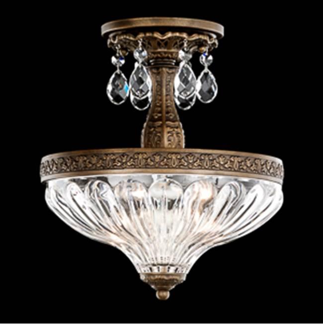 Schonbek semi flush ceiling lights item 5644 22tk