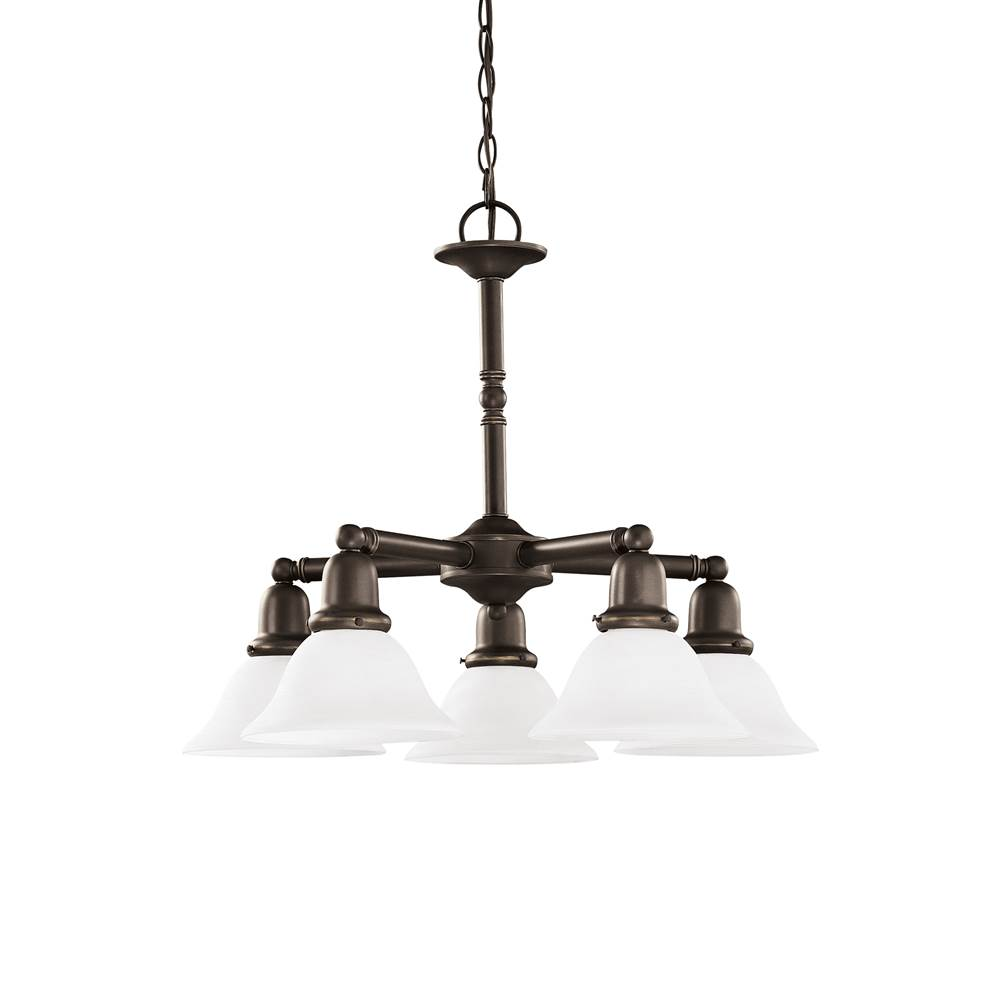 Sea Gull Lighting Single Tier Chandeliers item 31061-782