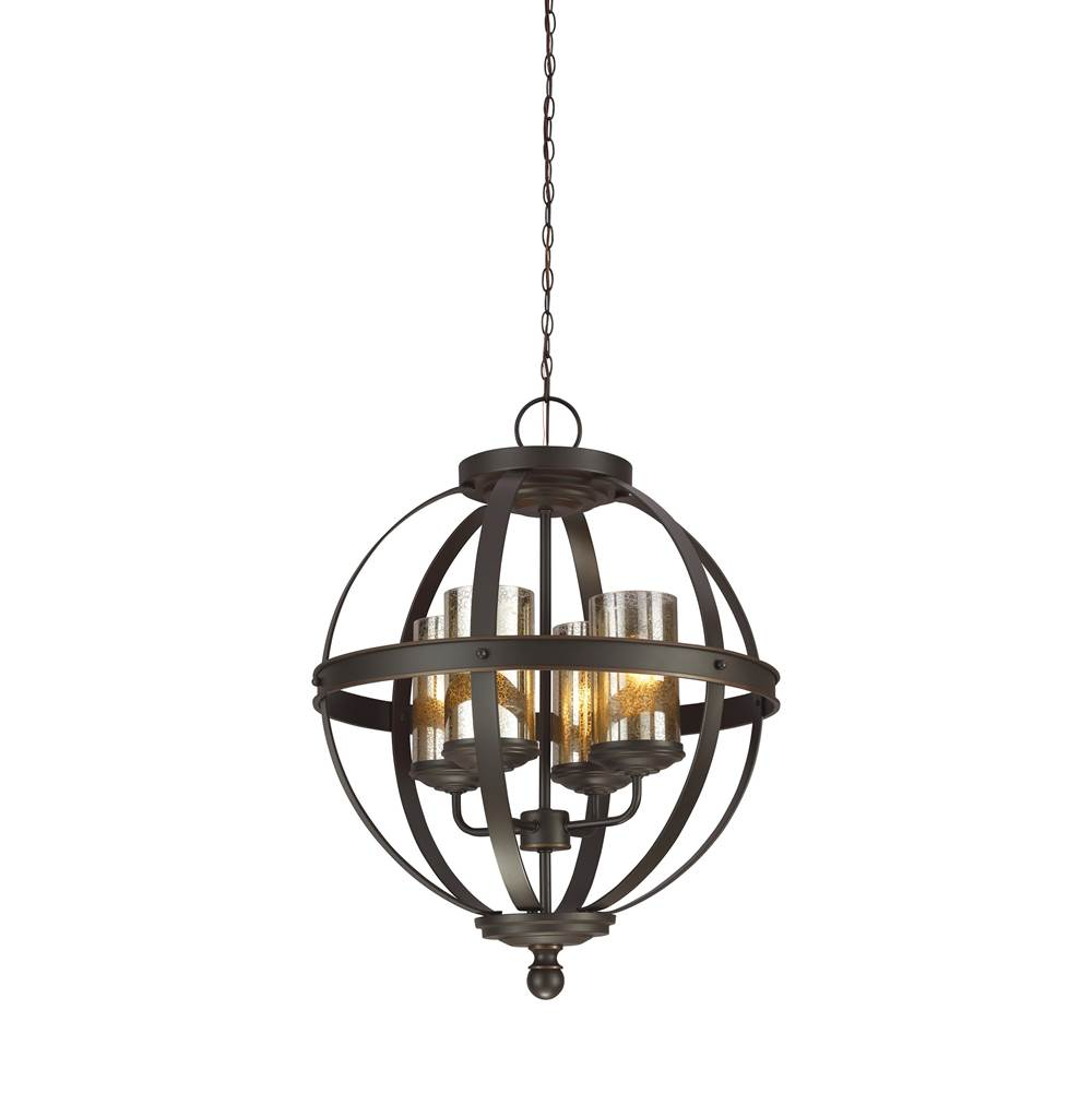 Sea Gull Lighting Single Tier Chandeliers item 3110404-715