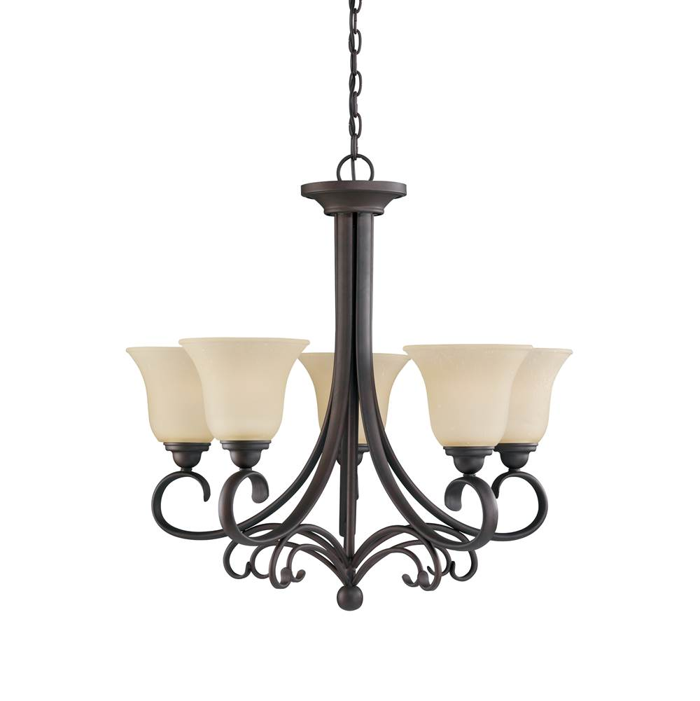Sea Gull Lighting Single Tier Chandeliers item 31122-820
