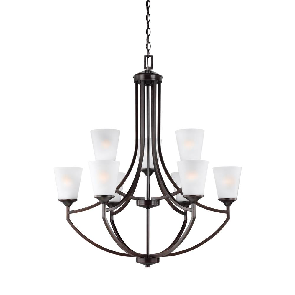 Sea Gull Lighting Multi Tier Chandeliers item 3124509-710