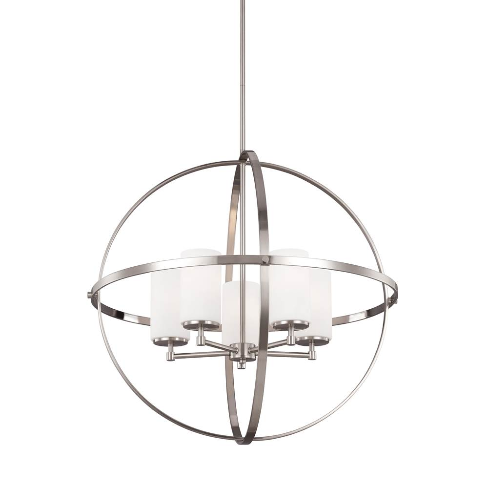 Sea Gull Lighting Single Tier Chandeliers item 3124605-962