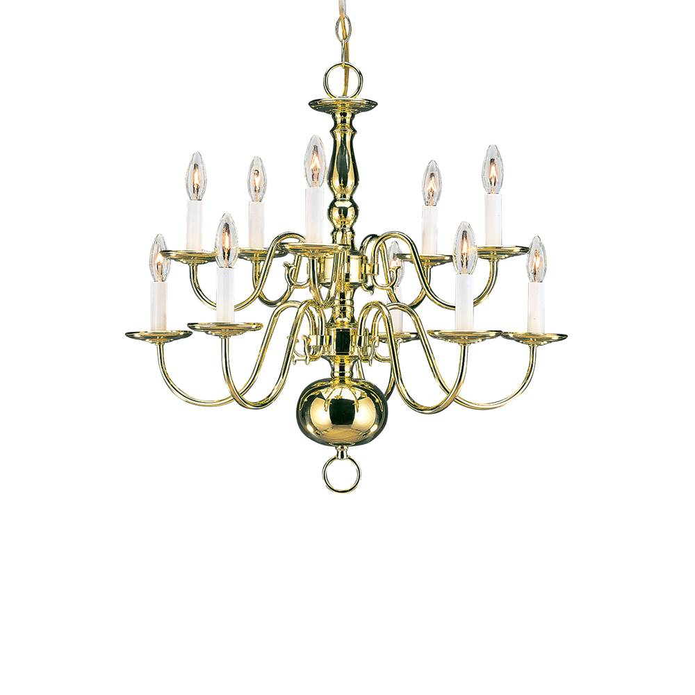 Sea Gull Lighting Multi Tier Chandeliers item 3413-02
