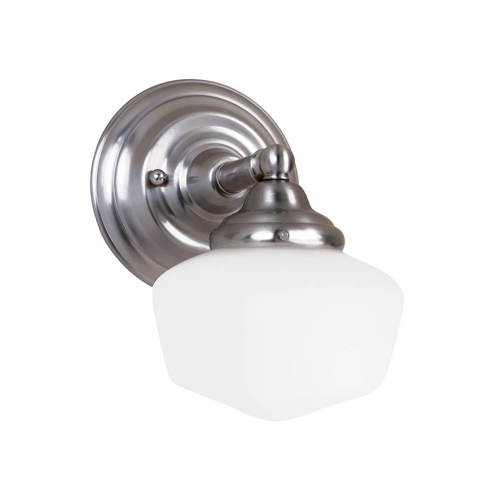 Sea Gull Lighting One Light Vanity Bathroom Lights item 44436-962