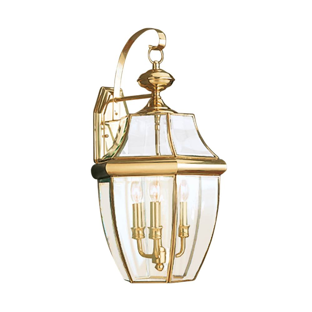 Sea Gull Lighting Wall Lanterns Outdoor Lights item 8040-02