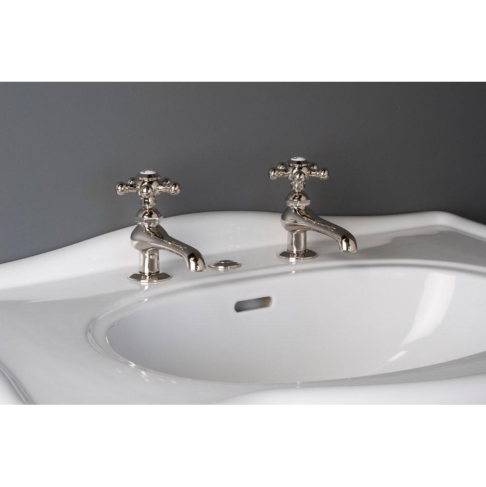 Sign Of The Crab Widespread Bathroom Sink Faucets item P0463M