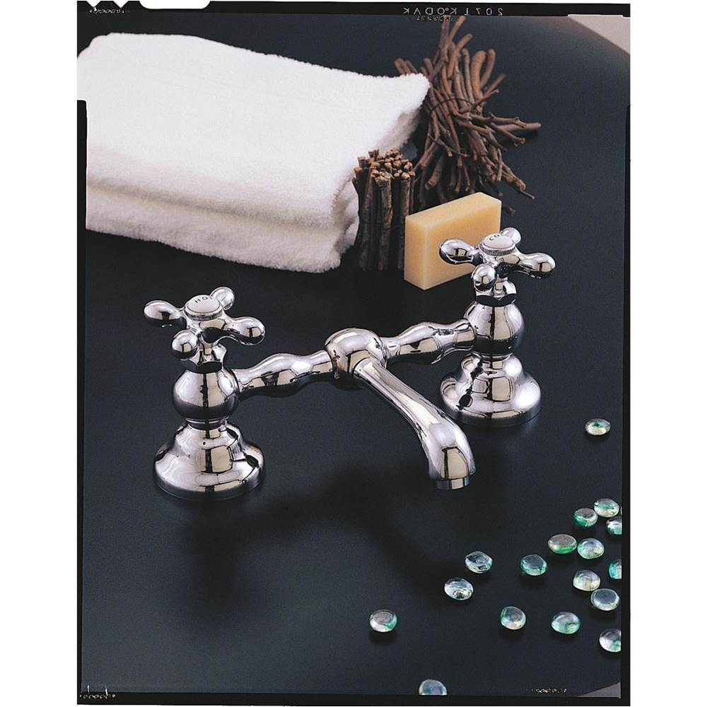 Bathroom Sink Faucets Bridge Chromes | Kitchens and Baths by Briggs ...