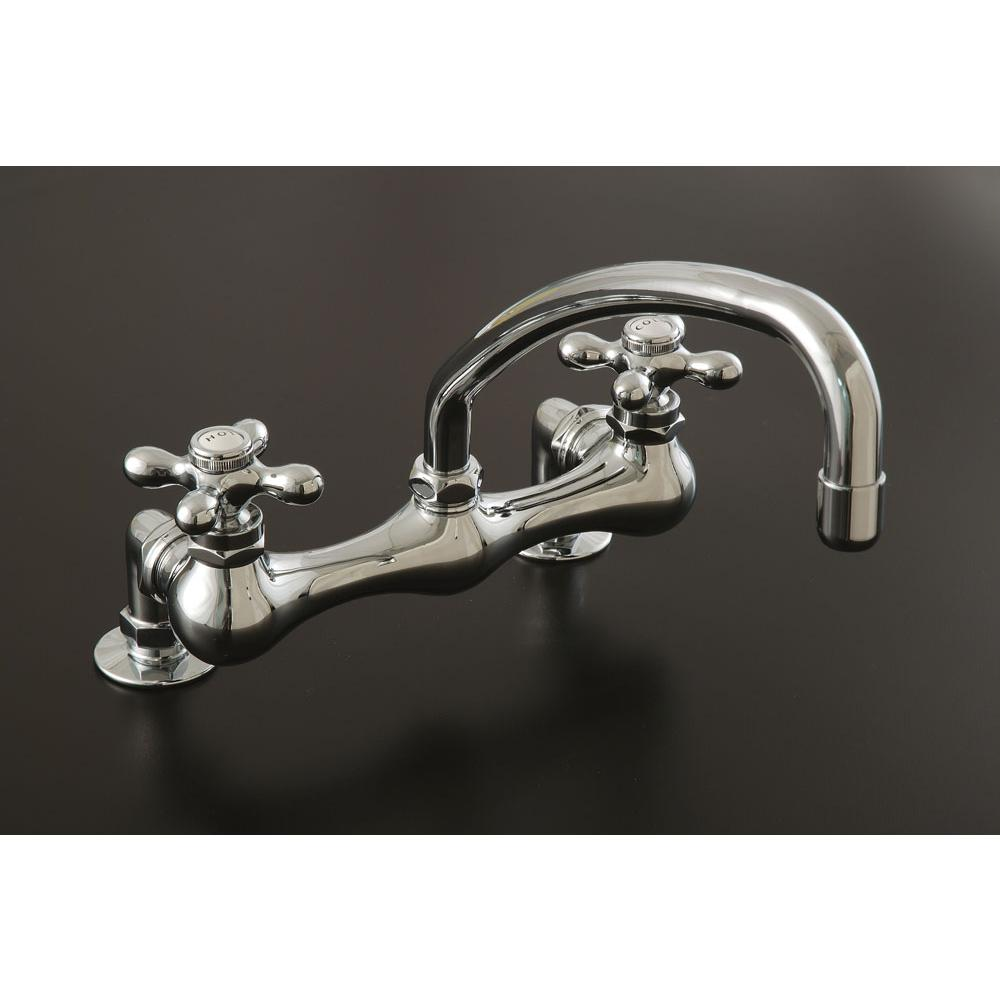 Sign Of The Crab Deck Mount Kitchen Faucets item P0826C