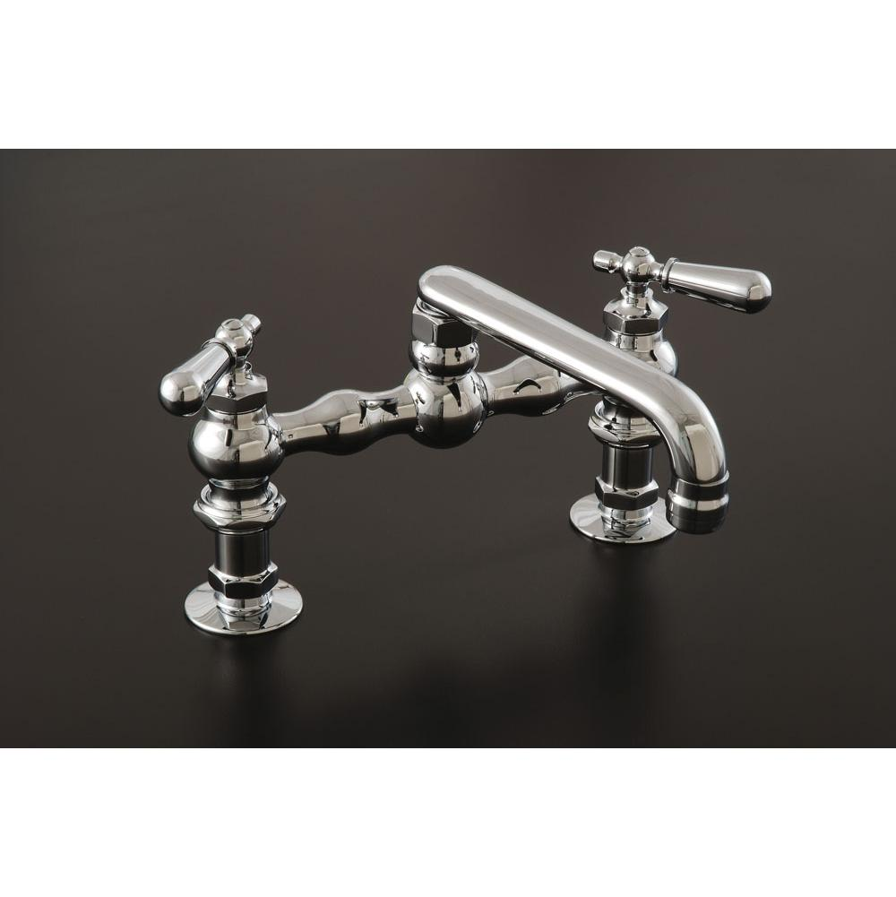 Sign Of The Crab Bridge Kitchen Faucets item P0832M