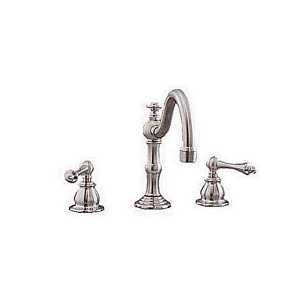 Sign Of The Crab Widespread Bathroom Sink Faucets item P0888C