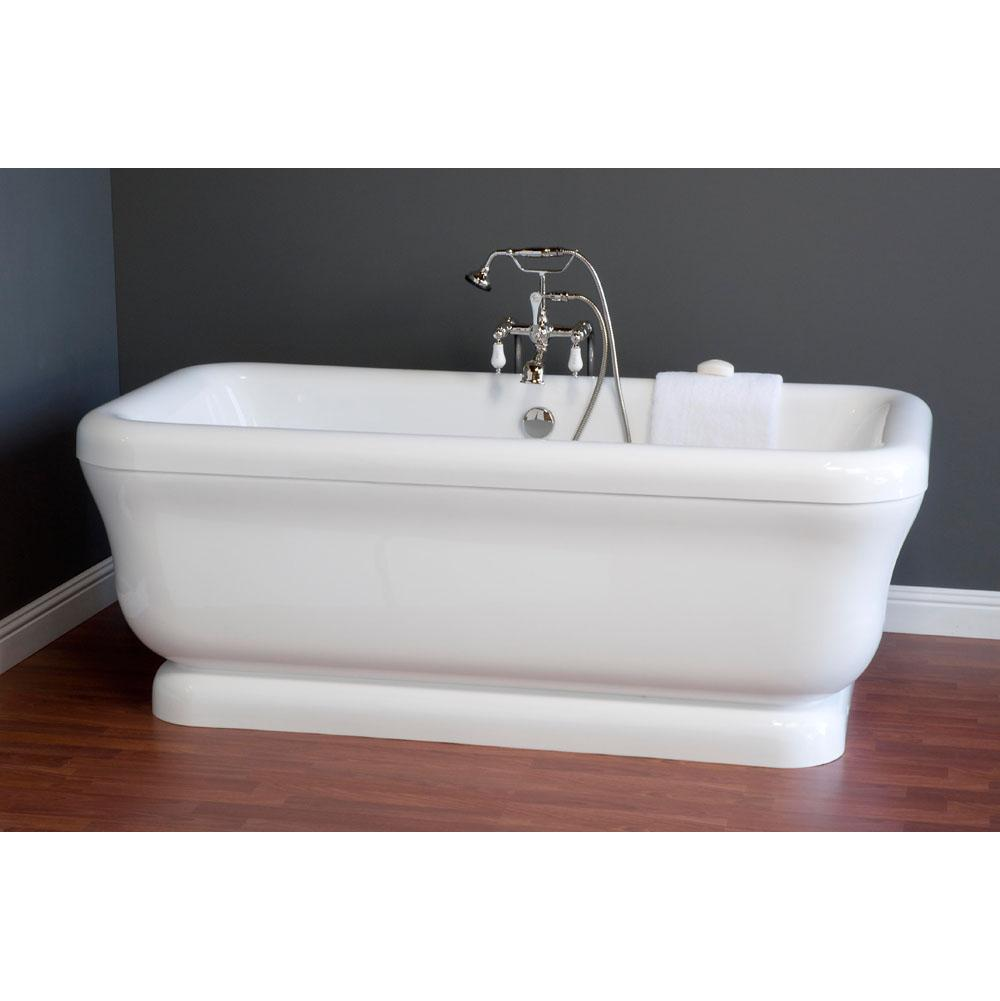 Sign Of The Crab Free Standing Soaking Tubs item P0945N