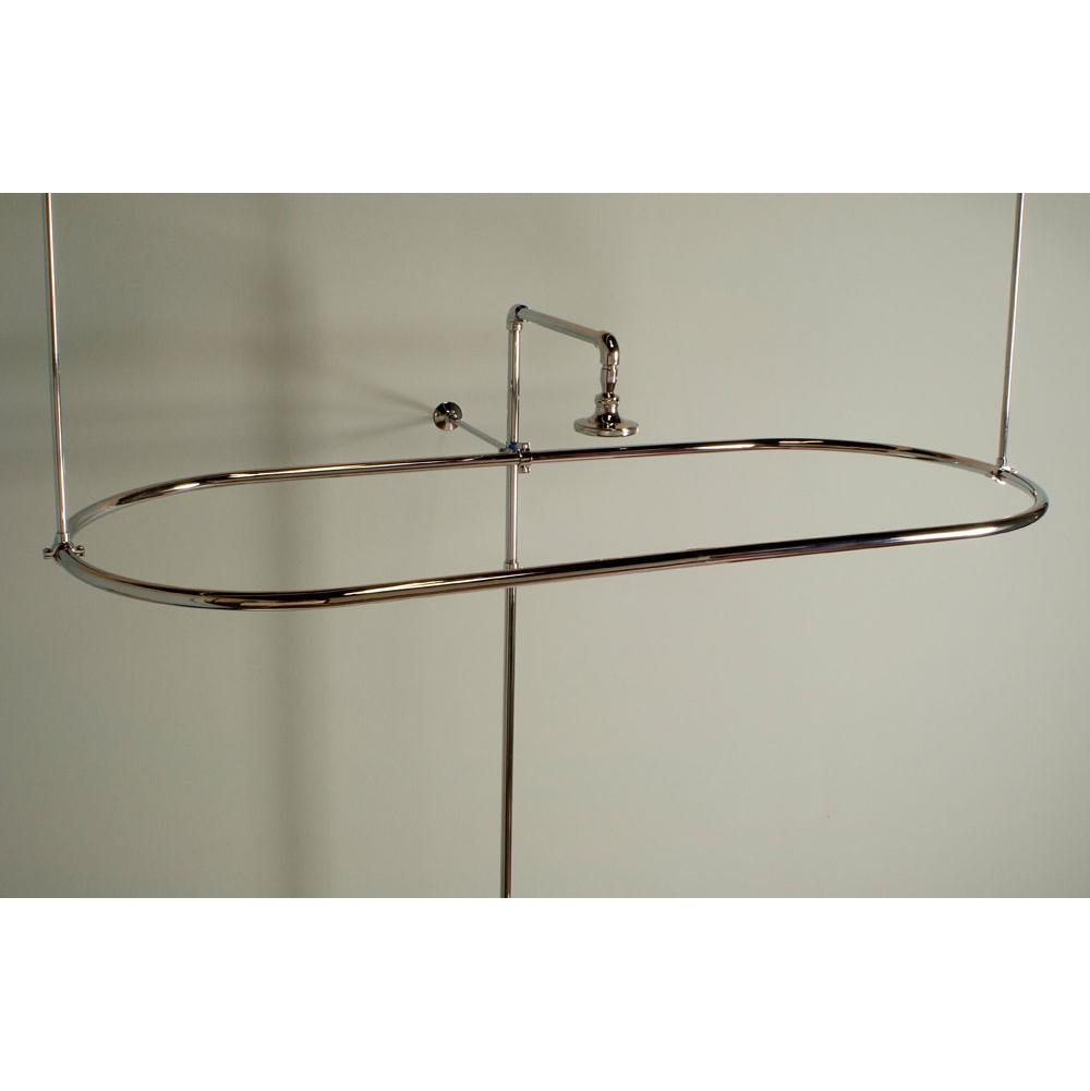 Sign Of The Crab Shower Curtain Rods Accessories Item P0959extm