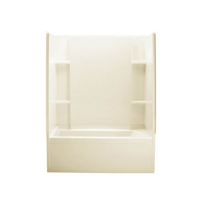 Sterling Plumbing Three Wall Alcove Soaking Tubs item 71161110-96