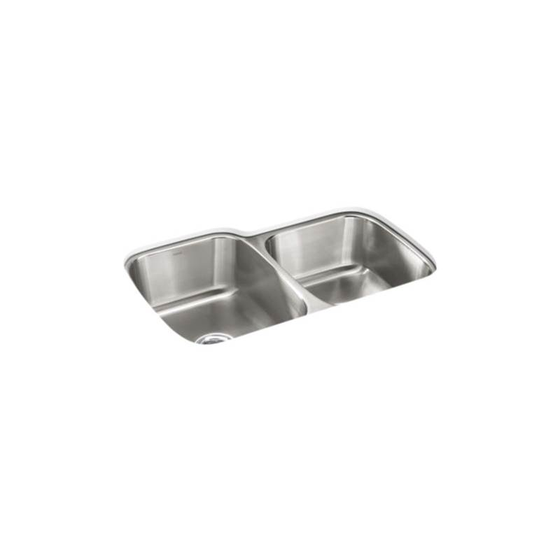 Sterling Plumbing Undermount Kitchen Sinks item F11409-L-NA