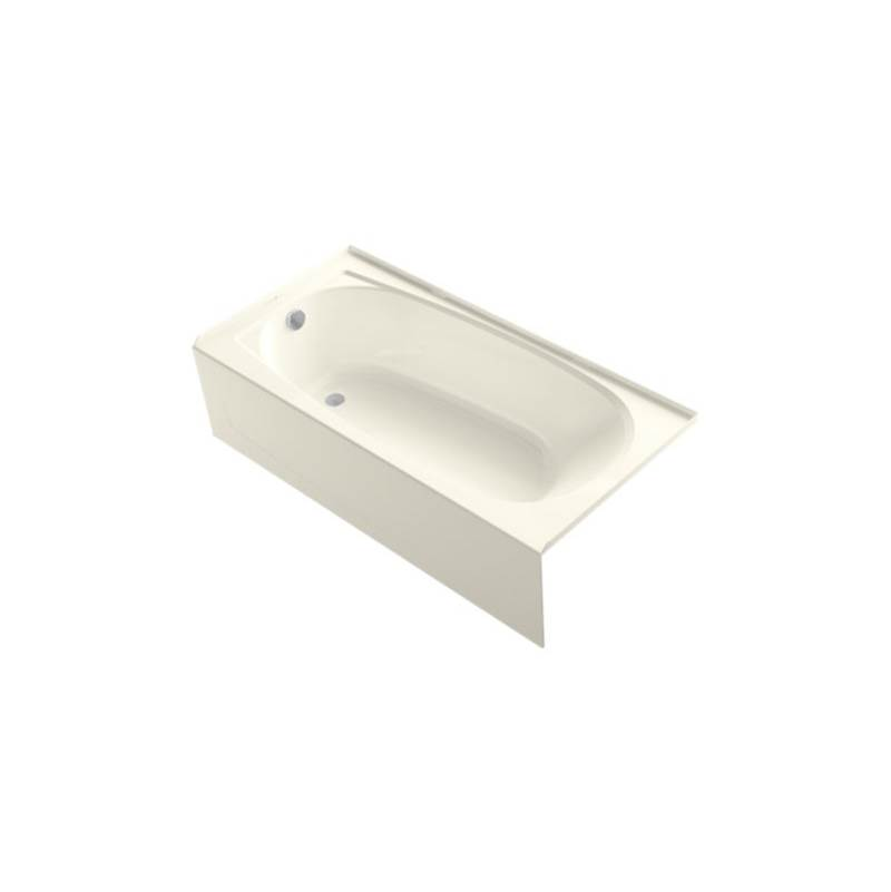 Sterling Plumbing Three Wall Alcove Soaking Tubs item 71041110-96