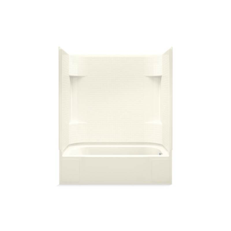 Sterling Plumbing Three Wall Alcove Whirlpool Bathtubs item 76140110-96
