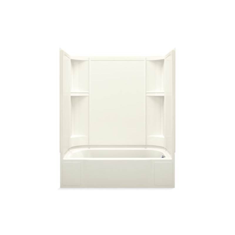 Sterling Plumbing Three Wall Alcove Whirlpool Bathtubs item 76240120-96