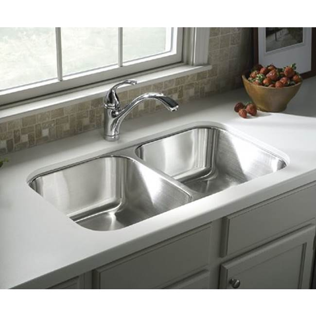 Sterling Plumbing Undermount Kitchen Sinks item F11444-NA