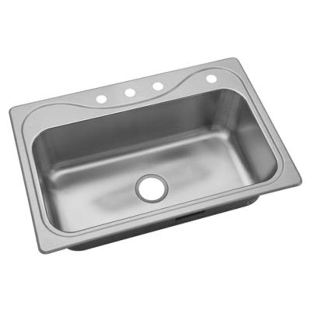 Sterling Plumbing Kitchen Sinks Drop In | Kitchens and Baths by ...