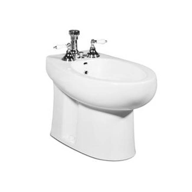St. Thomas Creations Floor Mount Bidet item 7106.003.01