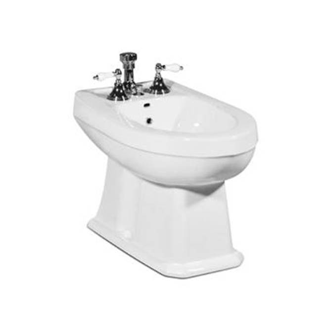 St. Thomas Creations Floor Mount Bidet item 7123.003.01