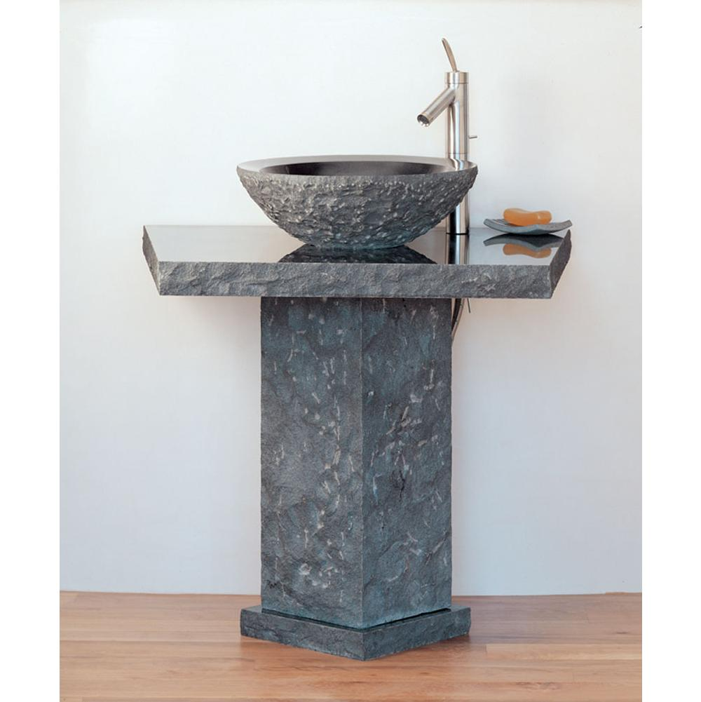 Stone Forest Vessel Bathroom Sinks item C25  HB