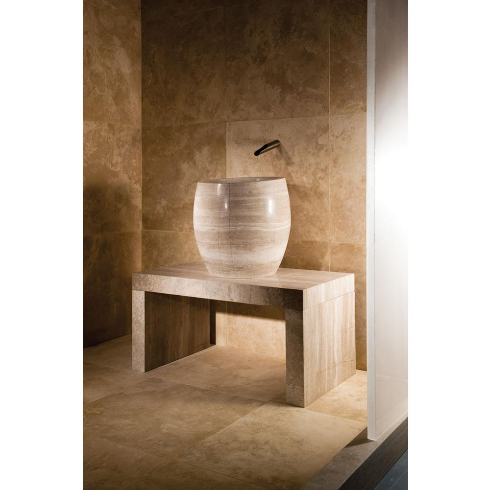Stone Forest Vessel Bathroom Sinks item CN-01 SSG