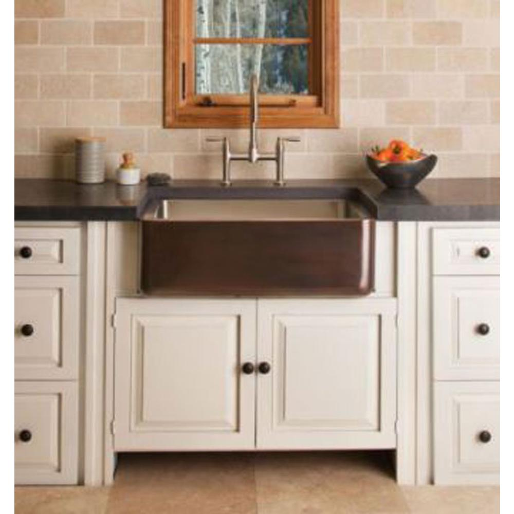 Stone Forest Farmhouse Kitchen Sinks item CP-04-33 C/S