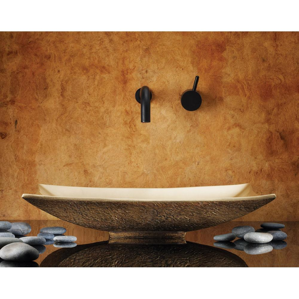 Stone Forest Vessel Bathroom Sinks item CP-09  WB