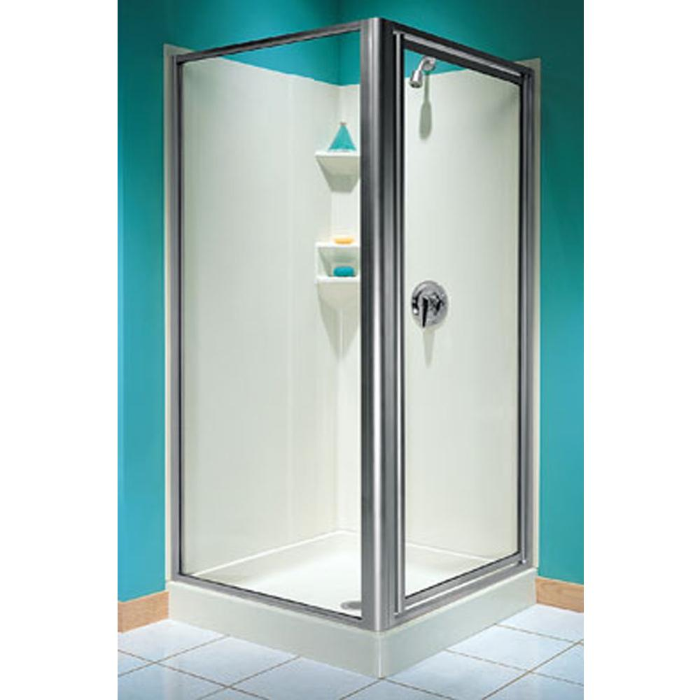 Swan Shower Doors item SD03636CG.081  sc 1 st  Kitchens and Baths by Briggs & Shower door Swan Shower Doors Chromes | Kitchens and Baths by Briggs ...