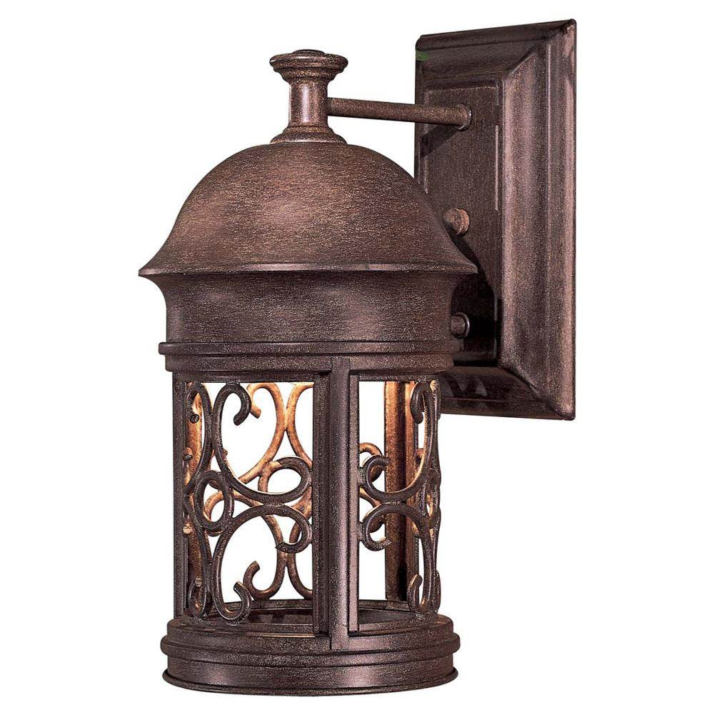 The Great Outdoors Wall Lanterns Outdoor Lights item 8281-A61