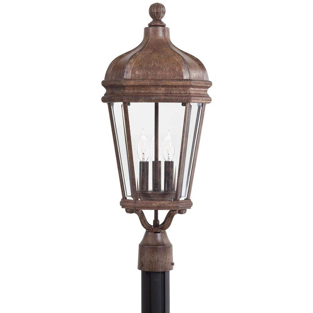 The Great Outdoors Wall Lanterns Outdoor Lights item 8696-61