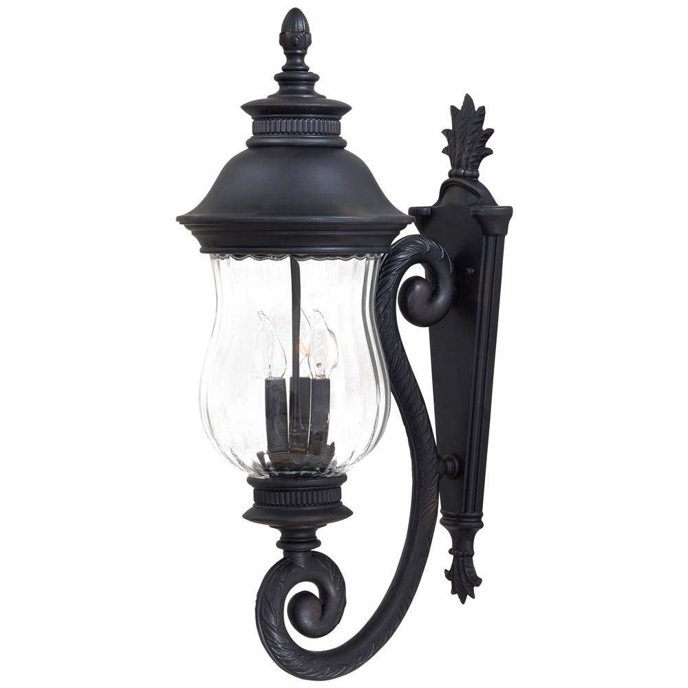 The Great Outdoors Wall Lanterns Outdoor Lights item 8901-94