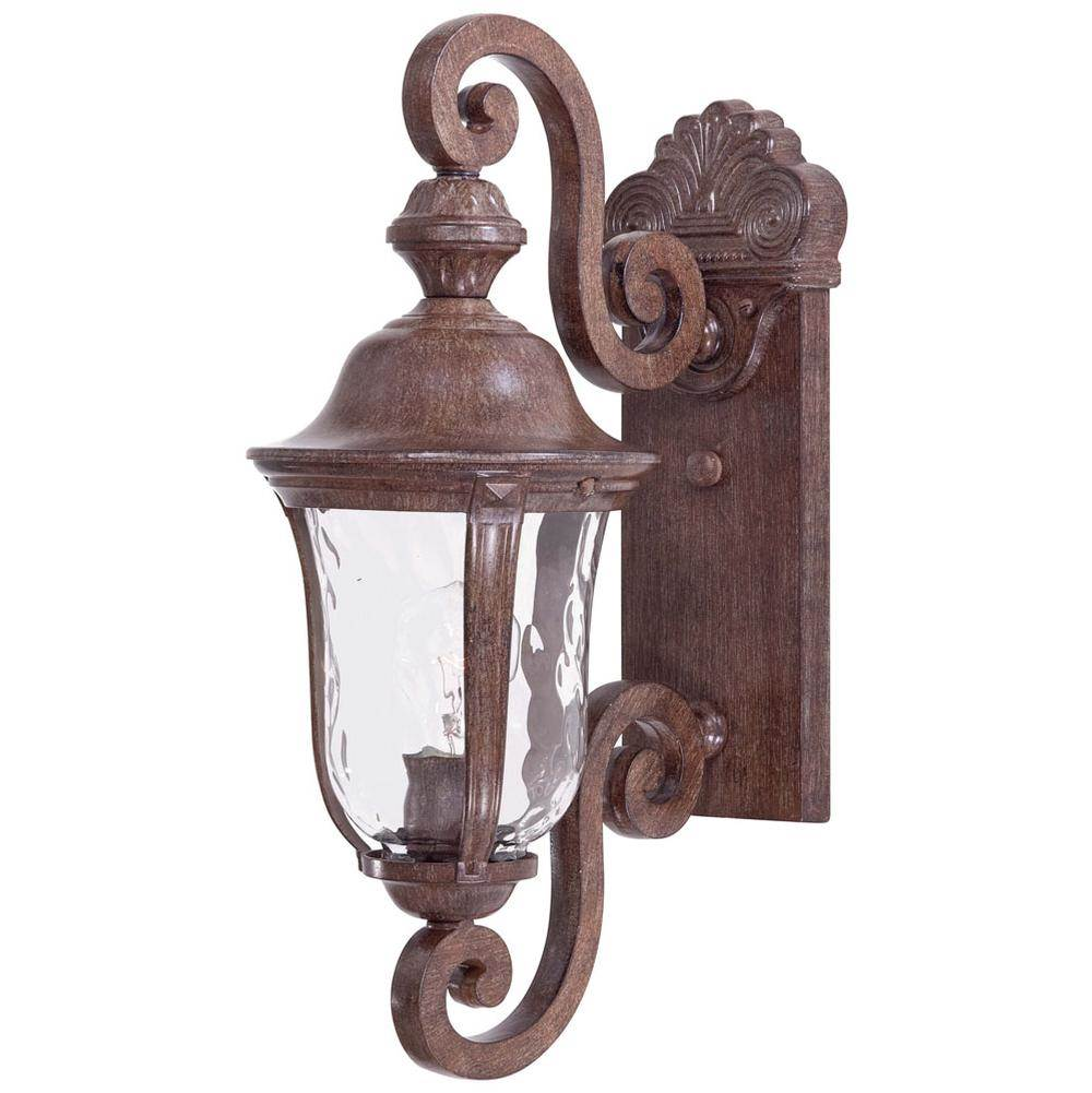 The Great Outdoors Wall Lanterns Outdoor Lights item 8990-61