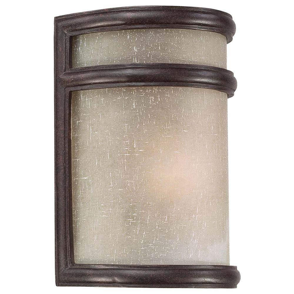 The Great Outdoors Wall Lanterns Outdoor Lights item 9811-166