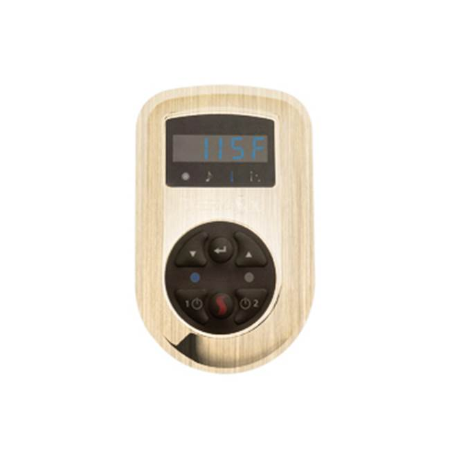Thermasol  Steam Shower Controls item SEC-AB