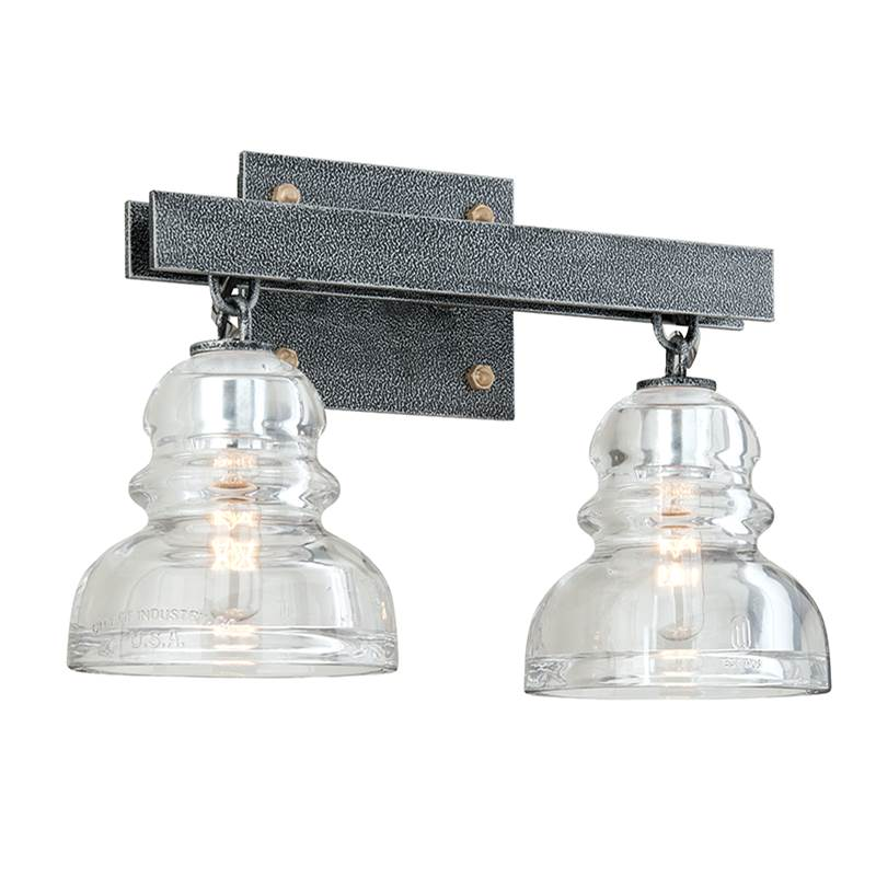 Troy Lighting Two Light Vanity Bathroom Lights item B3952