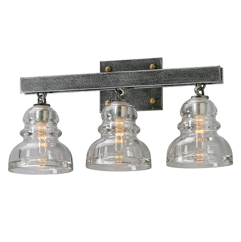 Troy Lighting Three Light Vanity Bathroom Lights item B3953
