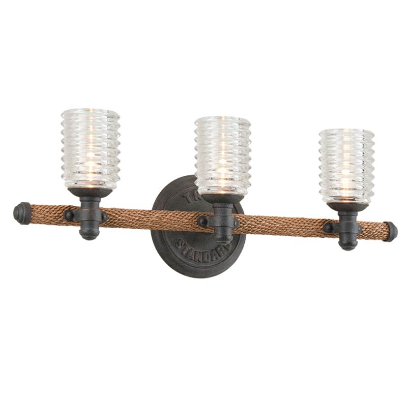 Troy Lighting Three Light Vanity Bathroom Lights item B4153