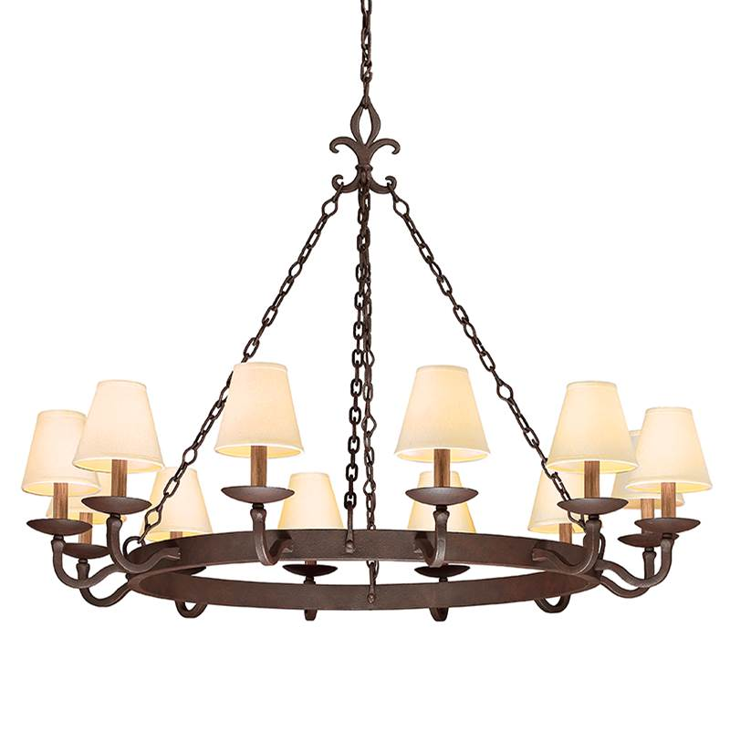 Troy Lighting Single Tier Chandeliers item F2716