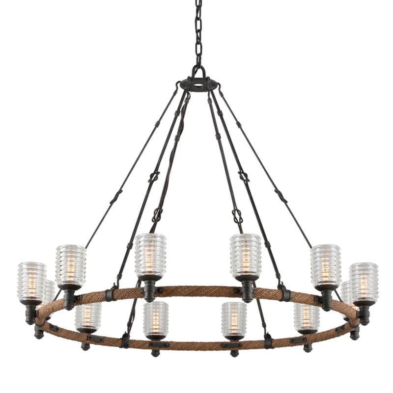 Troy Lighting Single Tier Chandeliers item F4157