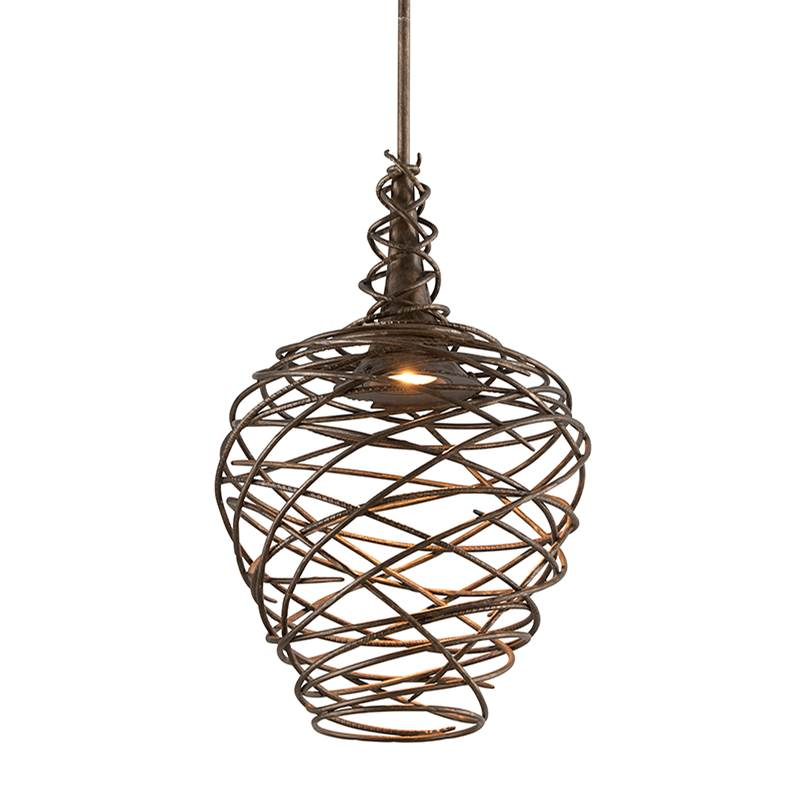 Troy Lighting Cage Pendants Pendant Lighting item F4184