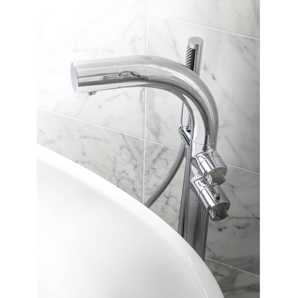 Victoria And Albert Floor Mount Tub Fillers item TU-14-PC