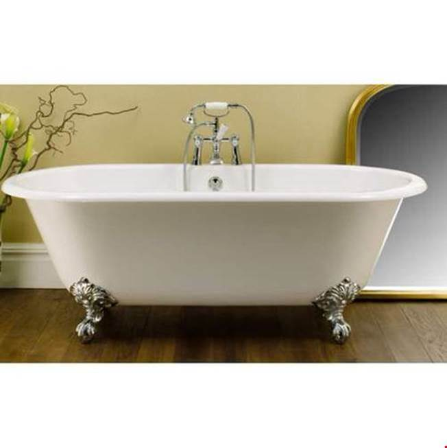 Victoria And Albert Clawfoot Soaking Tubs item CHE-N-xx-OF + FT-CHE-BN