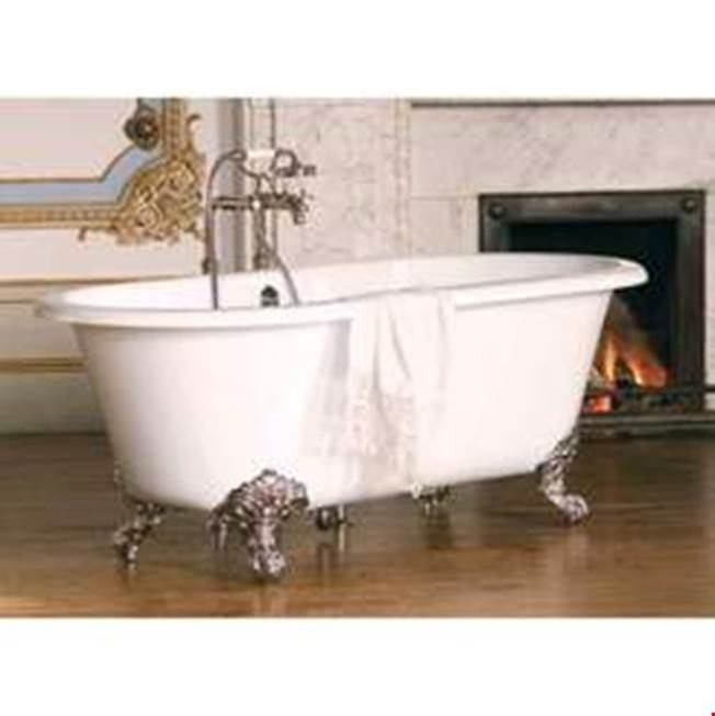Victoria And Albert Clawfoot Soaking Tubs item CHE-N-xx-OF + FT-CHE-PB