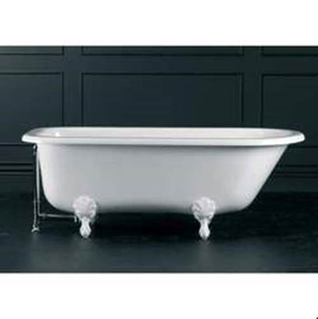 Victoria And Albert Clawfoot Soaking Tubs item HAM-N-SW-OF + FT-HAM-WH